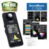 スペクトロマスター C-7000 分光色彩照度計 波長スペクトル測定 vegefarm