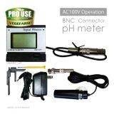 BNC 電極交換式 pHメーター 0.00-14.00 ALTPH-BNC01A 常時計測/AC100V