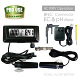 BNC式 EC&pH コンボメーター 0.00-14.00pH/0-19.99mS/cm ALTEP-BNC55A 常時計測/AC100V